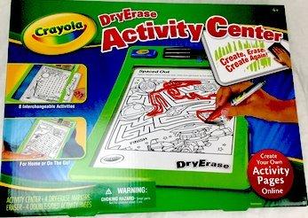 crayola dry erase activity centre dry erase boards amazon canada