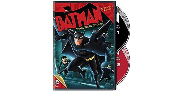 Beware the Batman: Shadows of Gotham Season 1 Reino Unido ...