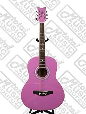 Daisy Rock Debutante Junior Miss Acoustic Guitar