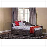 Hillsdale Furniture Winterberry Daybed Trundle in Weathered Gray