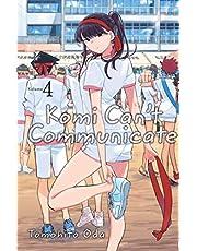 Komi Can't Communicate, Vol. 4 (Volume 4)