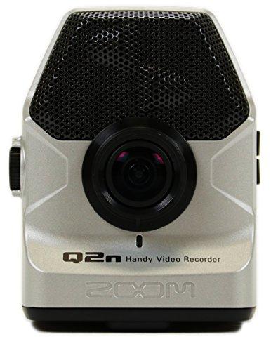 (Zoom Q2n Handy Video Recorder - Silver)