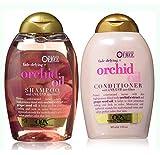 Organix Sulfate Free Fade-Defying + Orchid Oil Shampoo 13 Oz & Conditioner 13 Oz 'Set'