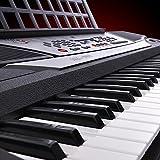 AW 61 Key Electronic Keyboard Digital Electric