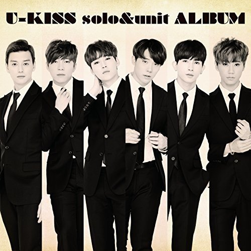 CD : U-Kiss - U-kiss Solo & Unit Album (Japan - Import)