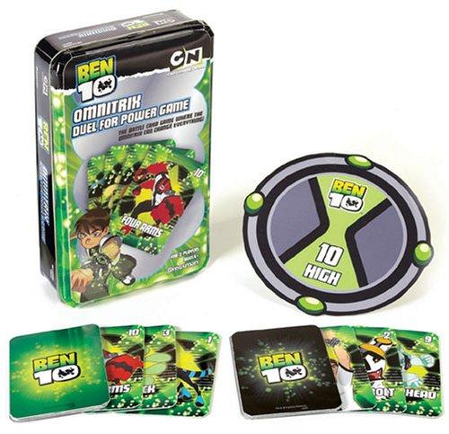 Pressman Ben 10 Omnitrix Card Game
