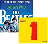 Live At The Hollywood Bowl Eight Days A Week - 1 (CD + DVD) - The Beatles 2 CD Album Bundling