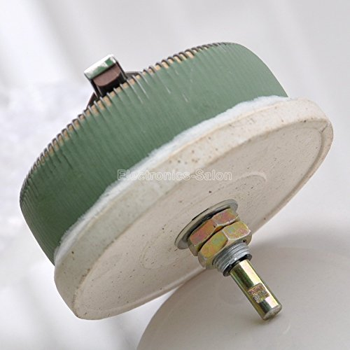 Variable Resistor. Electronics-Salon 200W 50 OHM High Power Wirewound Potentiometer Rheostat