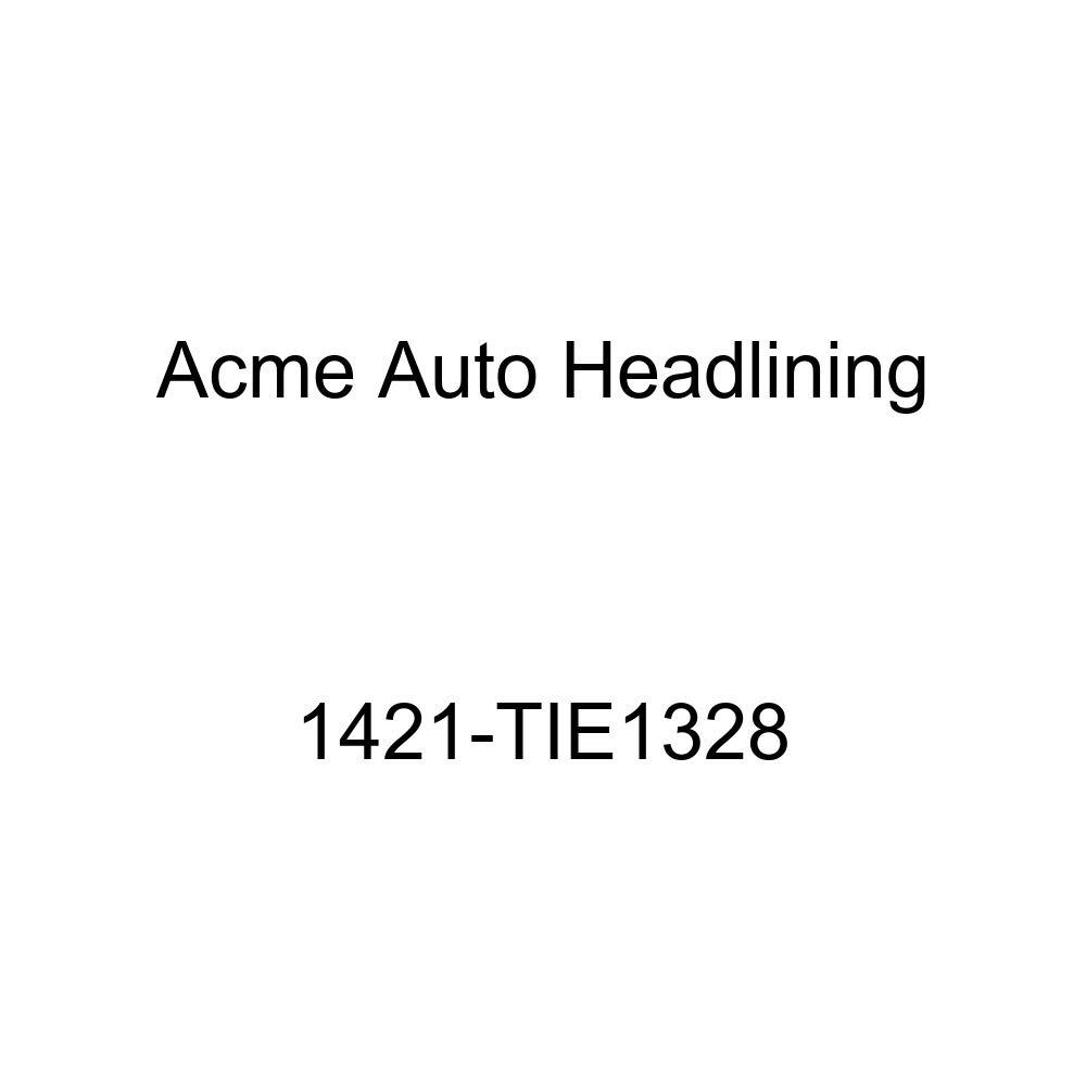 1949-52 Chevrolet, Oldsmobile /& Pontiac 4 Door Sedan 9 Bow Acme Auto Headlining 1421-TIE1328 Red Replacement Headliner