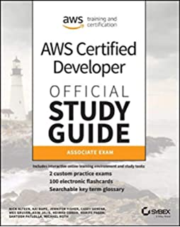 4bb8b9e295b AWS Certified Developer Official Study Guide  Associate (DVA-C01) Exam