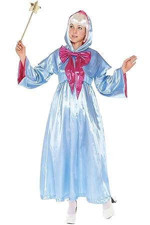 Disney Aschenputtel Gute Fee Kostuem Damen 155cm 165cm 95621 Amazon