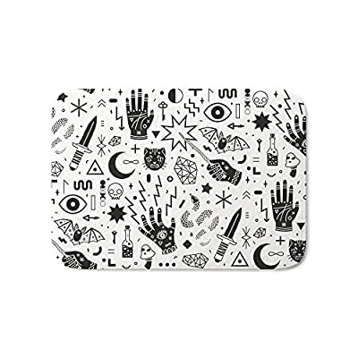 Society6 Witchcraft II Bath Mat