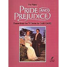Pride and Prejudice Theme: (Piano) (Faber Edition) by Carl Davis (14-Oct-2002) Paperback