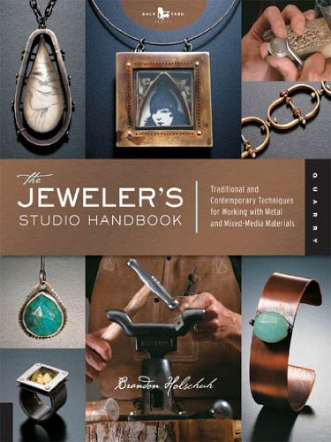 Jewelers Studio Handbook Traditional Contemporary ebook