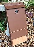 Lone Star Woodcraft Single Chamber Bat House Kit