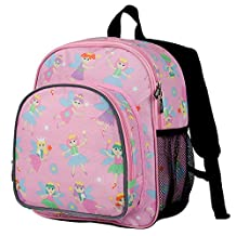 Wildkin Olive Kids Fairy Princess Pack 'N Snack Bag, Pink