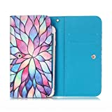 ZTE Max XL N9560 Smartphone Case,Universal Wallet Clutch Bag Carrying Flip PU Leather Protective Case with Card Slots for ZTE Max XL 6.0-inch