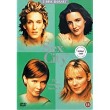 Sex and the City : Complete HBO Season 3 [DVD] by Sarah Jessica Parker