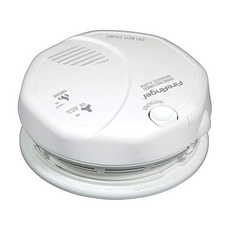 Detector de humo y de monóxido de carbono FireAngel, ...
