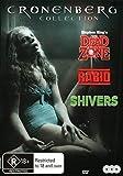 David Cronenberg Collection [The Dead Zone / Rabid / Shivers] [DVD]