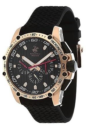 Nueva Beverly hils polo Club reloj para hombres bh449 - 04: Amazon ...