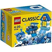 LEGO Classic Blue Creativity Box Set #10706