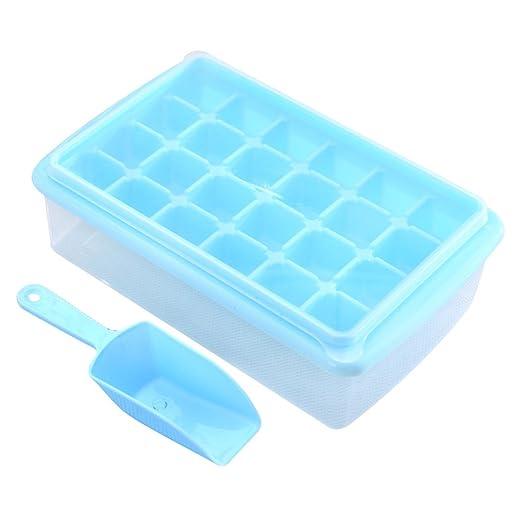 Compra yiliay verano 24 plástico Cubito de hielo congelador ...