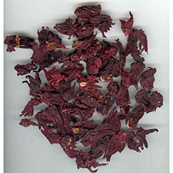 Dried Hibiscus Flowers 5 Lb Amazoncom Grocery Gourmet Food