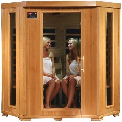 SA2420DX Tuscon Monticello 4 Person Infrared Sauna