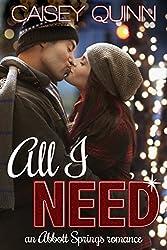 All I Need (English Edition)