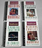 img - for FamilyLife Home Builders Couple Series Set: Building Your Marriage; Building Teamwork in Your Marriage; Growing Together in Christ; Resolving Conflict in Your Marriage (Group Leader's Guide) (HomeBuilders Couple Series) book / textbook / text book