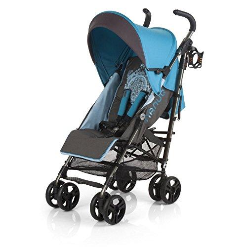 Blue Expedition Jogging Stroller - 8