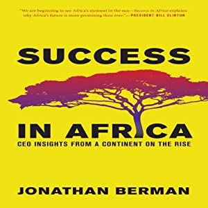 Success in Africa Hörbuch