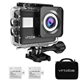 4K Action Camera, Virtoba by JVMAC WiFi 2.31
