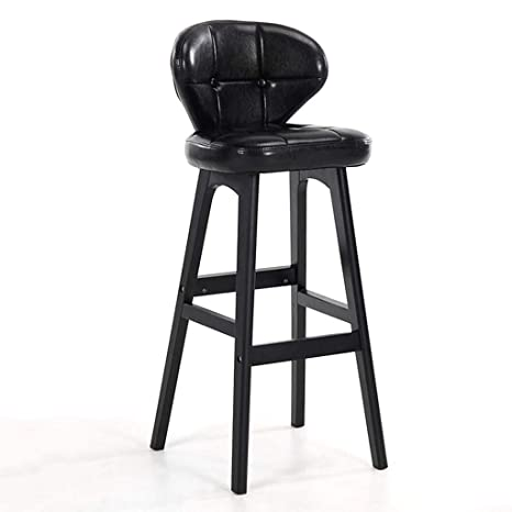 Cool Amazon Com Qqjbd 40 Inch Pub Bar Height Barstool Modern Squirreltailoven Fun Painted Chair Ideas Images Squirreltailovenorg