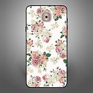 Samsung Galaxy J7 Max Peach Roses