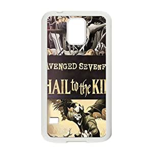 Happy avenged sevenfold hail to the king artwork Phone Case for Samsung Galaxy S5