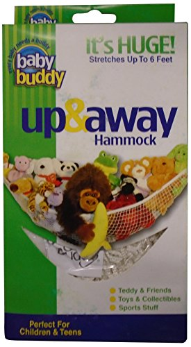 Baby Buddy Up and Away Hammock White