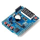 HiLetgo Multi-Function Multifunctional Shield ProtoShield Multi-functional Expansion Board Sensor Shield Module for Arduino