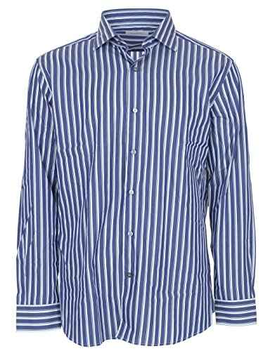 ermenegildo-zegna-mens-tailored-fit-button-down-stripe-shirt-with-blue-stripes-xxl-xxl-dark-blue-str