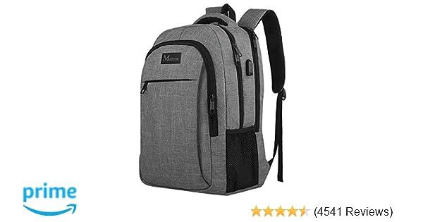 dda3de33ab9dc Amazon.com  Travel Laptop Backpack