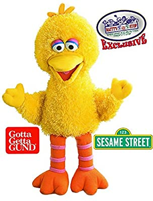 Gund Sesame Street Big Bird Full Body Hand Puppet