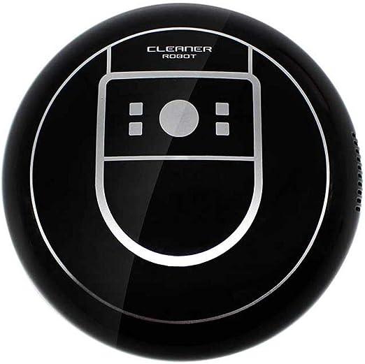 HUOLEO Carga USB Inteligente Robot Aspirador, Inducción Barredora ...