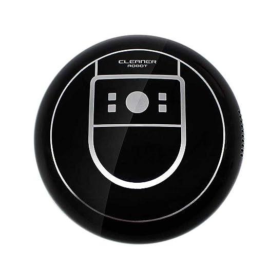 HUOLEO Carga USB Inteligente Robot Aspirador, Inducción ...