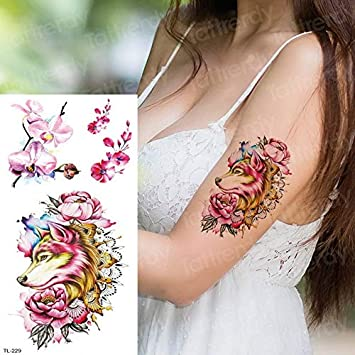 4 Unidades, Tatuajes Temporales De Moda Bajo El Mandil Sexy ...