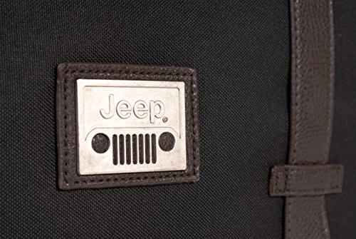 negro al para Jeep hombre hombro Bolso mediano TwqqUa