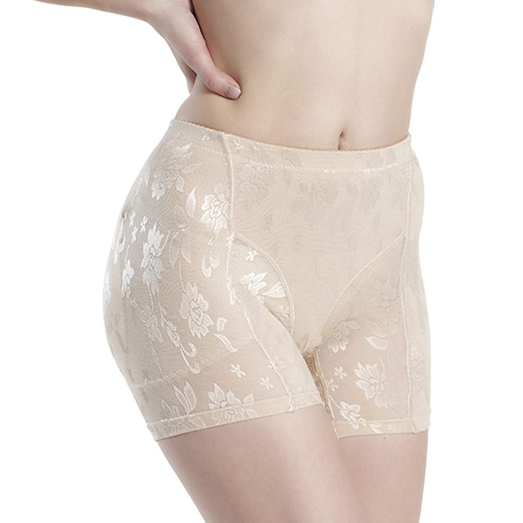 Butt Lifter/Padded Shapewear Control Panties Underwear Boy Shorts Women Afterso