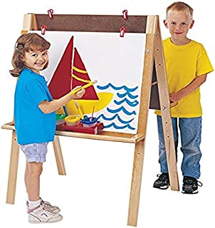 product image for Jonti-Craft 0218JC Double Adjustable Easel