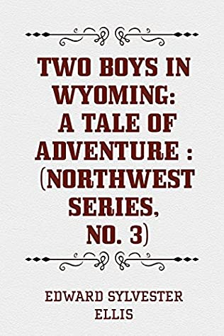 book cover of Two Boys in Wyoming
