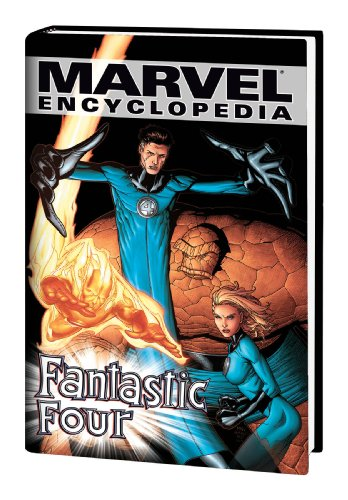 Marvel Encyclopedia Volume 6: Fantastic Four HC for $<!--$5.00-->